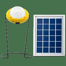 Sun King Pro 300 2.08 Watts LED Solar Lamp (300 Lumens, Polycrystalline Solar Panel, SK-333, Yellow/White)_1