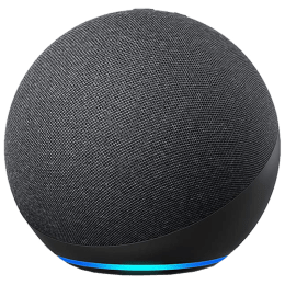 Amazon Echo 4th Gen Alexa Built-In Smart Speaker (Premium Dolby Sound, B085FY9NK8, Black)_1