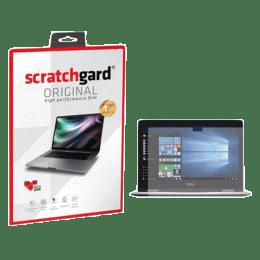 "Scratchgard Screen Guard For 13.3 Inch Laptop (Air-Bubble Proof, LT - 13.3"", Transparent)_1"