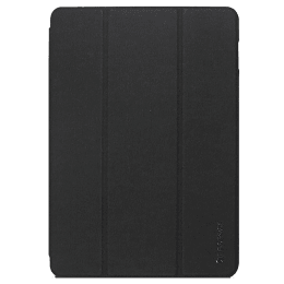Neopack Delta High-Grade Polyurethane Flip Case For iPad Air 10.9 Inch 4th Gen (50BKA4, Black)_1