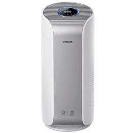 Philips Series 3000i Vitashield IPS and AeraSense Technology Air Purifier (Multi Touch, AC3059/65, Light Silver and White)_1