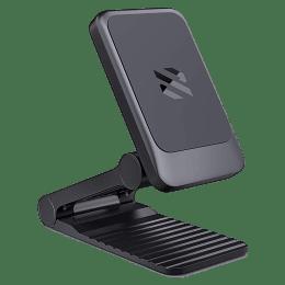 SkyVik Truhold Multiway Magnetic Mobile Holder (Car/Office/Home, MM-ZF03MF, Black)_1