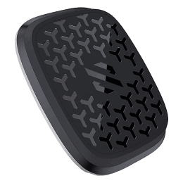SkyVik Truhold Stick-on Magnetic Mobile Holder (Car/Office/Home, MM-RS1B, Black)_1
