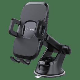 SkyVik Truhold Dashboard and Windshield Arm Mobile Holder (Car, CM-AS10AF, Black)_1