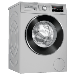 Bosch 7.5 Kg 5 Star Fully Automatic Front Load Washing Machine (WAJ2446IIN, Platinum Silver)_1