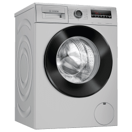Bosch Serie 4 7 Kg Fully Automatic Front Load Washing Machine (Reload Function, WAJ24262IN, Platinum Silver)_1