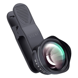 Skyvik Signi One 60mm Telephoto Lens for Mobile Phones (CL-TP60, Black)_1