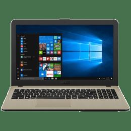 Asus (X540NA-GQ285T) Celeron Windows 10 Home Laptop (4GB, 1TB HDD, Intel HD Graphics 520, 39.62cm, Black)_1