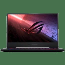 Asus ROG Zephyrus S15 (GX502LXS-HF081T) Core i7 10th Gen Windows 10 Home Gaming Laptop (32GB RAM, 1TB SSD, GeForceRTX2080Super + 8GB Graphics, 39.62cm, Brushed Black)_1