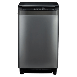 Voltas Beko 7 Kg 5 Star Fully Automatic Top Load Washing Machine (Indian Specific Function, WTL70UPGB, Grey)_1