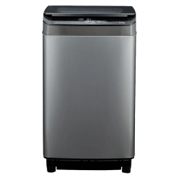 Voltas Beko 6.5 Kg 5 Star Fully Automatic Top Load Washing Machine (Indian Specific Function, WTL65UPGC, Grey)_1