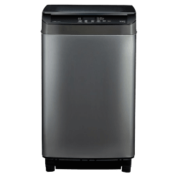Voltas Beko 6.5 Kg 5 Star Fully Automatic Top Load Washing Machine (Indian Specific Function, WTL65UPGB, Grey)_1