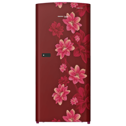 Voltas Beko 195 Litres 2 Star Direct Cool Single Door Refrigerator (Stabilizer Free Operation, RDC215DBWRX/XXXG, Belus Wine)_1
