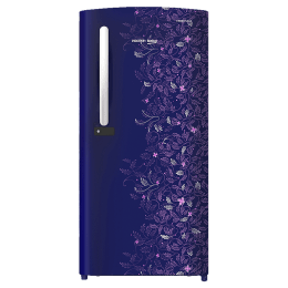 Voltas Beko 185 Litres 2 Star Direct Cool Single Door Refrigerator (Stabilizer Free Operation, RDC205DKBEX/XXXG, Kassia Blue)_1