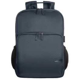 Tucano Free & Busy Eco-leather Backpack For 15.6 Inch Laptop (Internal Padded Pocket, BKFRBU15-B, Blue)_1