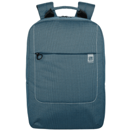Tucano Loop Polyester Backpack For 15.6 Inch Laptop (Two-tone Fabric, BKLOOP15-Z, Sky Blue)_1