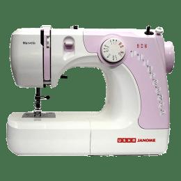 Usha Marvela Sewing Machine (20118000006, Pink)_1