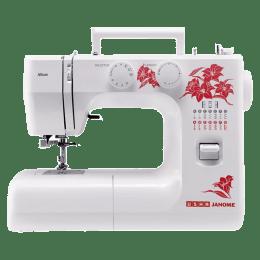 Usha Allure DLX Electric Sewing Machine (20117000003, White)_1