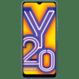 Vivo Y20i (64 GB ROM, 3 GB RAM, Nebula Blue)_1