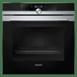 Siemens iQ700 71 Litres Built-in Oven (Fast Preheat, HB634GBS1, Black)_1