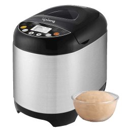 Lifelong 550 Watts Dough and Bread Maker (LLBM01, Silver)_1