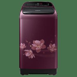 Samsung 7.5 Kg 5 Star Fully Automatic Top Load Washing Machine (WA70T4560FM/TL, Plum)_1