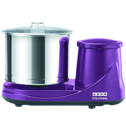 Usha Colossal 150W 2 L Wet Grinder (CO0150WW2, Magenta)_1