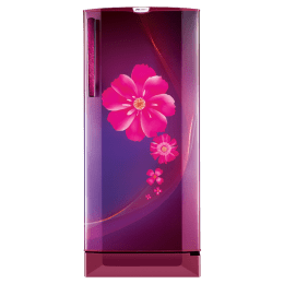 Godrej Edge Pro 190 Litres 4 Star Direct Cool Inverter Single Door Refrigerator (Anti-B Technology, RD Edgepro 205D 43 TDI, Ray Wine)_1