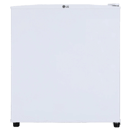 LG 45 Litres 1 Star Direct Cool Single Door Refrigerator (Energy Efficient, GL-B051RSWB.DSWZPS, Super White)_1