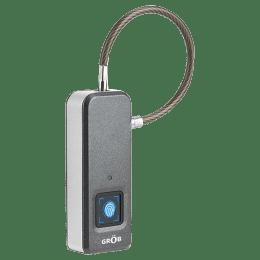 Grob Smart Fingerprint Lock (O-Lock, Black)_1