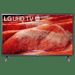 LG 108cm (43 Inch) 4K Ultra HD LED Smart TV (Google Assistant, 43UM7780, Ceramic Black)_1