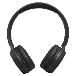 JBL Tune 500BT On-Ear Wireless Headphone with Mic (Pure Bass Sound, JBLT500BTBLK, Black)_1