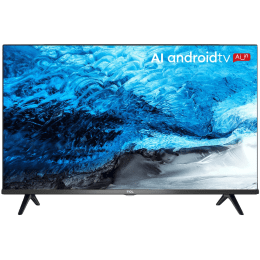 TCL 80.01cm (31.5 Inch) HD Ready LED Android Smart TV (IPQ Engine, 32S65A, Black)_1