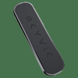 SkyVik Truhold Rectangular Stick-on Magnetic Mobile Holder (Car/Office/Home, MM-RS2B, Black)_1
