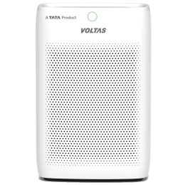 Voltas HEPA Filter Plus UVC Technology Air Purifier (Air Quality Indicator, VAP26TWV, White)_1