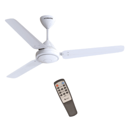 Atomberg Efficio 120cm Sweep 3 Blade Ceiling Fan (BLDC Motor, GFS21200RG, White)_1