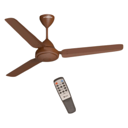 Atomberg Efficio 120cm Sweep 3 Blade Ceiling Fan (BLDC Motor, GFS21200RG, Matt Brown)_1