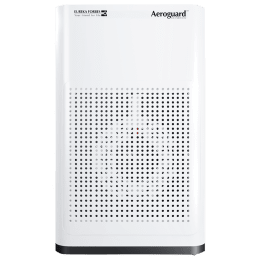 Eureka Forbes Aeroguard AP 700EX FilterMaxx Technology Air Purifier (H1N1 Swine Flu Resistant Filter, GAPDAP700EX000, White)_1