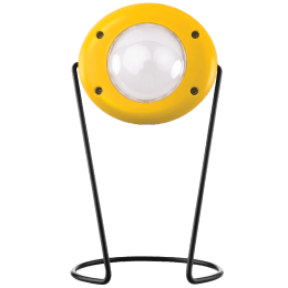 Sun King Pico Plus 0.35 Watt Portable LED Lamp (50 Lumens, Three Light Modes, SK-121, Yellow)_1