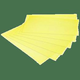 Kuber Industries Mat For Refrigerator (Multi-Purpose Mat, CTKTC032294, Yellow)_1