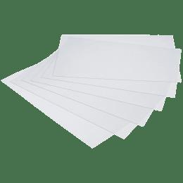 Kuber Industries Mat For Refrigerator (Multi-Purpose Mat, CTKTC032292, White)_1