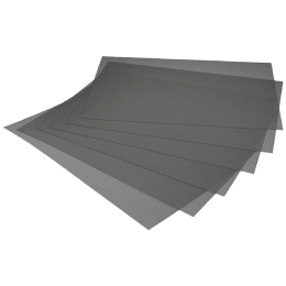Kuber Industries Mat For Refrigerator (Multi-Purpose Mat, CTKTC032284, Black)_1