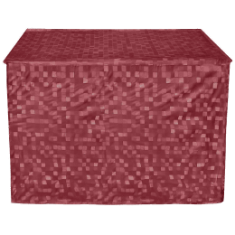 Kuber Industries Cover For Air Conditioner (Durable and Long-lasting, CTKTC01716, Maroon)_1