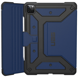UAG Metropolis Thermoplastic Polyurethane, Felt Lining, Polyurethane Flip Case For iPad Pro 11 Inch (Feather-Light Composite Construction, UGMP_IPD11PG2_CB, Cobalt)_1