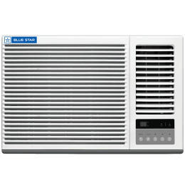 Blue Star GBT( LV) 1.5 Ton 3 Star Window AC (Air Purification Function, Copper Condenser, 3W18GBTLV, White)_1