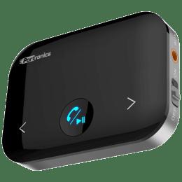 Portronics Auto 14 Wireless 2-in-1 Audio Adaptor (One Button Control, POR-1153, Black)_1