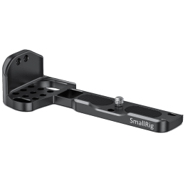 Nikon SmallRig Cold Shoe Plate for Nikon Z50 Camera (Rubber Pad, LCN2525, Black)_1
