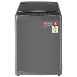 LG 6.5 Kg 5 Star Rating Fully Automatic Top Load Washing Machine (Smart Inverter Motor, T65SJMB1Z.ABMQEIL, Middle Black)_1