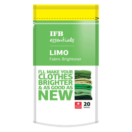IFB Essentials Limo Fabric Brightener (200gms, Limo Fabric Bright, Green)_1