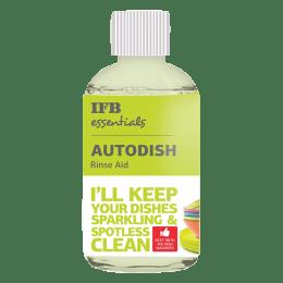 IFB Essentials Autodish Rinse Aid for Dishwashers (200ml, Autodish Rinse Aid, White)_1